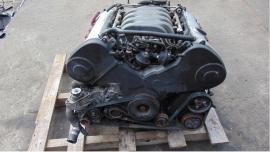 Двигатель б/у к Audi A8 (2002 - 2010) BGK, BFM 4,2 Бензин контрактный, арт. 444AD