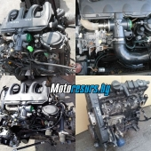 Двигатель Citroen Berlingo WJY дизель, объем 1.9 D, 2003 г. выпуска