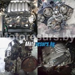 Двигатель б/у к Citroen C5 I XFX 3 л. бензин, art. dvs134