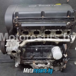 Двигатель б/у к Opel Astra H Z16XE1 1,6 л. бензин, art. dvs323