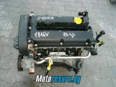 Двигатель б/у к Opel Vectra C Z18XER 1,8 л. бензин, art. dvs322
