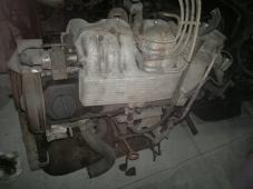 Контрактный двигатель б/у на Audi 100 (C3) AAT 2.5 Дизель, арт. 3400377