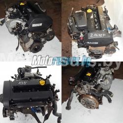 Двигатель б/у к Opel Astra H Z16XEP 1,6 л. бензин, art. dvs226